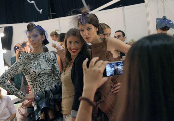 IMG 4517 copy 32. Belgrade Fashion Week: Backstage (1. deo)