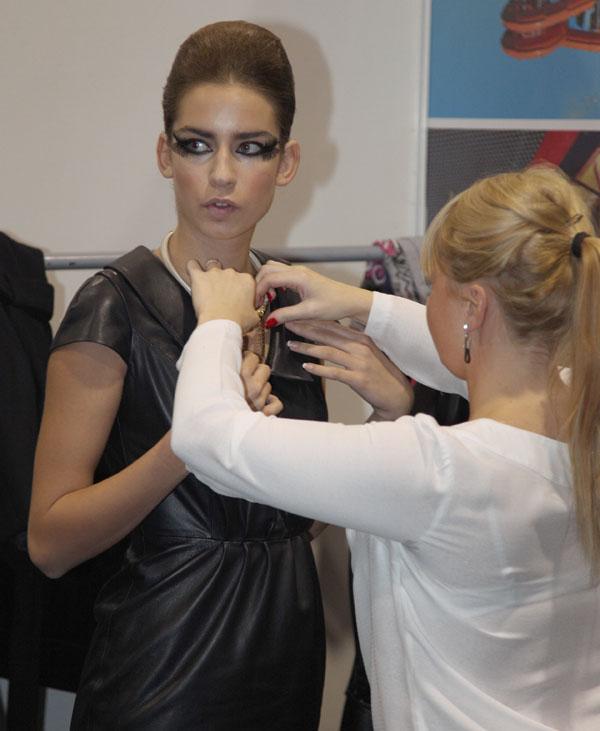 IMG 5182 32. Belgrade Fashion Week: Backstage (3. deo)
