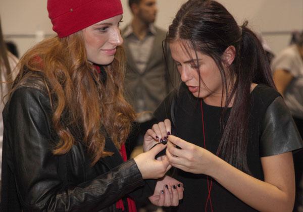 IMG 5202 32. Belgrade Fashion Week: Backstage (3. deo)