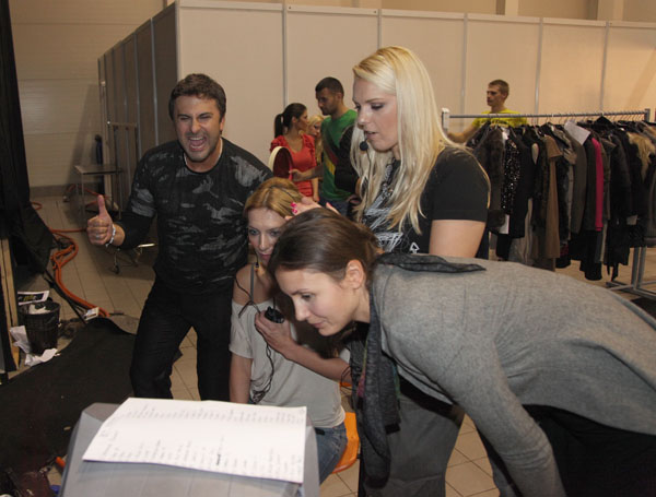 IMG 5466 32. Belgrade Fashion Week: Backstage (3. deo)