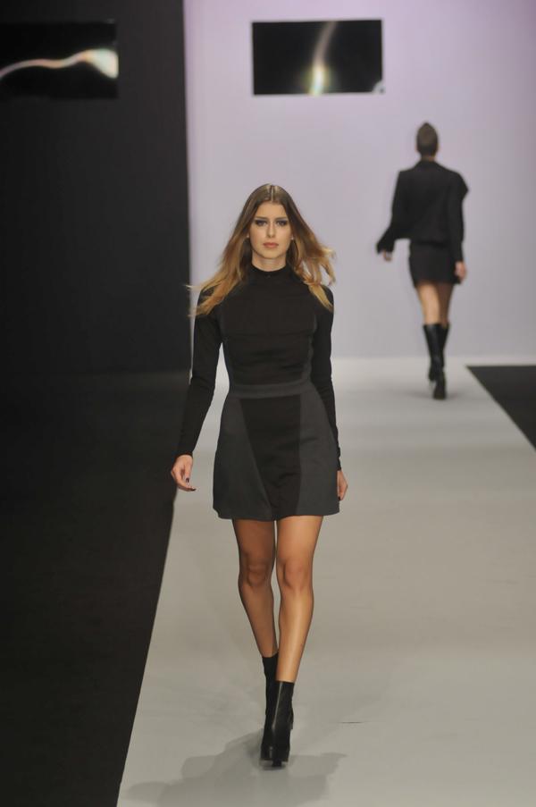 Jelena Stefanovic Otvorena 32. Beogradska nedelja mode u Belexpo centru