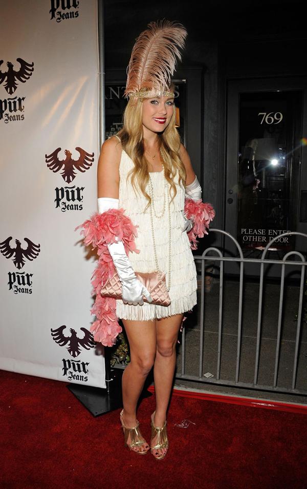 Lauren Conrad @ Pur Jeans Halloween Bash1 Najbolji kostimi poznatih za Noć Veštica