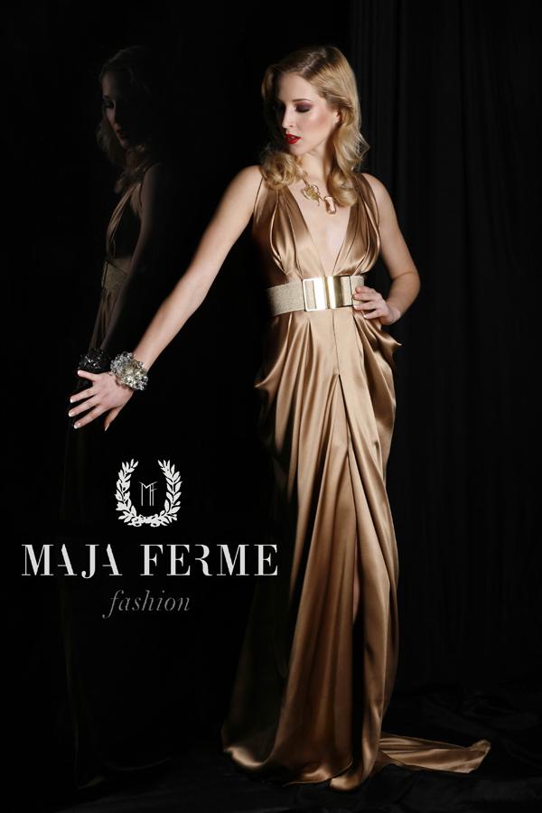 Maja ferme fashion5ok Wannabe intervju: Maja Ferme, slovenačka kreatorka