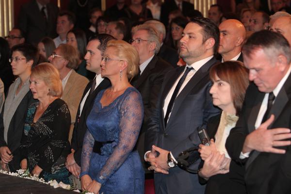 Milanka i Nebojsa Karic Dodeljene Nagrade Braća Karić za 2012.