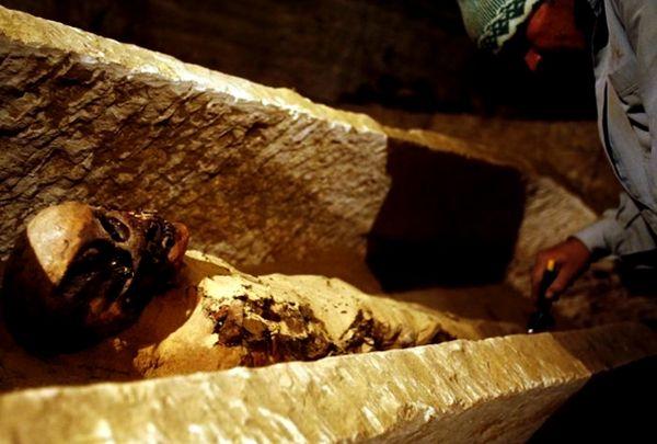 Mumija1 Pet zagonetki Egipta