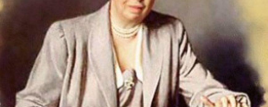 Srećan rođendan, Eleanor Roosevelt!