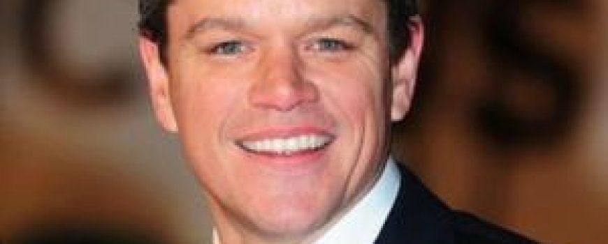Srećan rođendan, Matt Damon!