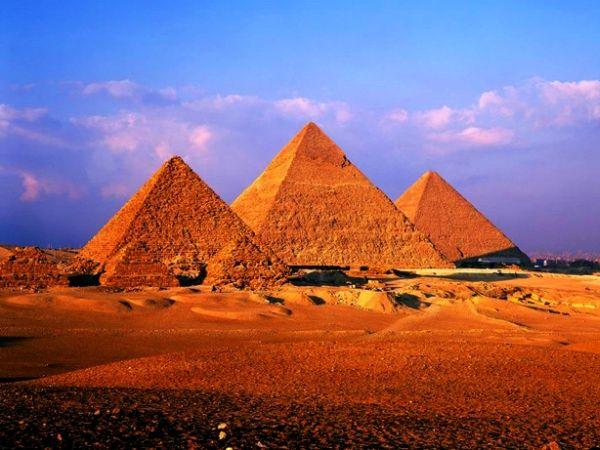 Piramide Pet zagonetki Egipta