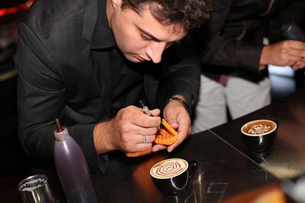 Promocija Barcaffe 5 Umetnost espresso uživanja