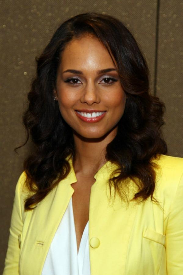 SLIKA 107 Stil šminkanja: Alicia Keys