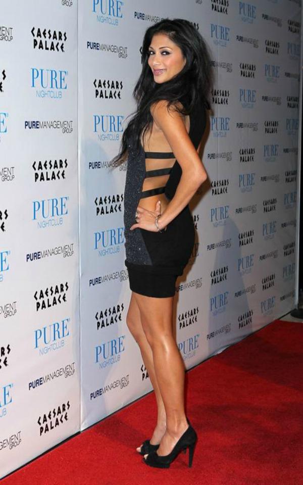 SLIKA 83 10 haljina: Nicole Scherzinger