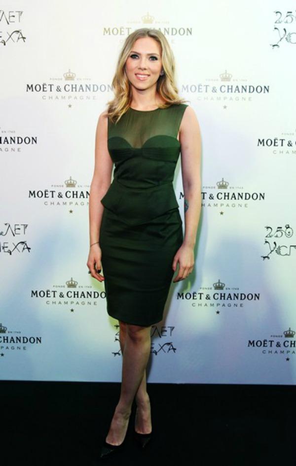 SLIKA 18 Stil dana: Scarlett Johansson