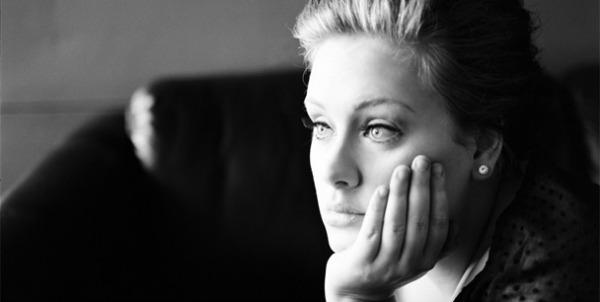 Slika 1 Adele Adele: Popularnost na neobičnoj top listi