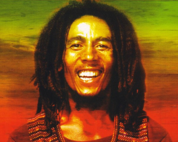 Slika 1 Bob Marley Bob Marley: Uz njega se najbolje uči engleski