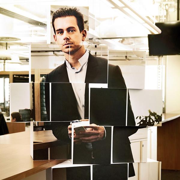 """Slika 1 Uvek usmeren na stvaranje i ideje Stil moćnih ljudi: Jack Dorsey """"Idejama stvaram organizovano i humano društvo"""""""