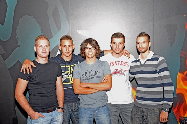 Slika 1.3 Wannabe Talenti: Tropik Skupina