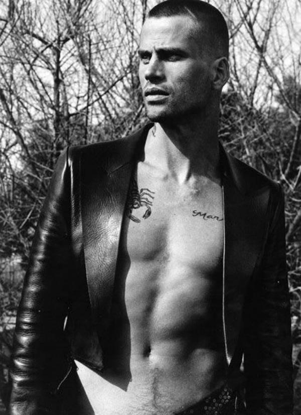 Slika 1013 Deset najlepših muških modela