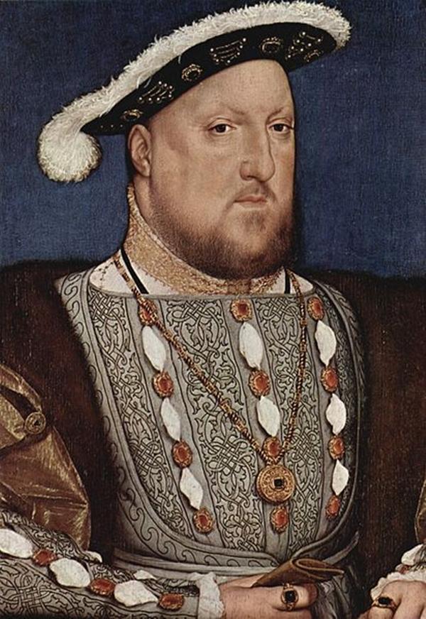 Slika 1105 Ljudi koji su pomerali granice: Henry VIII Tudor