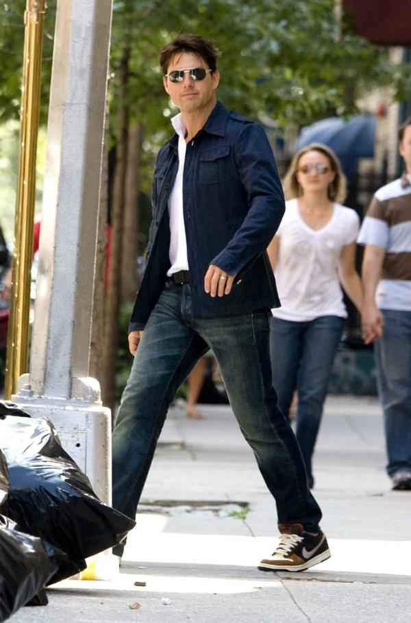 Slika 1108 Street Style: Tom Cruise