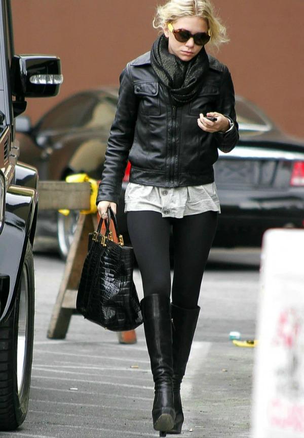 Slika 1113 Street Style: Ashley Olsen