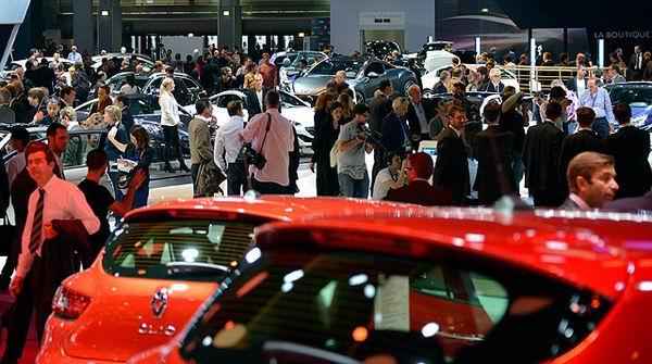 Slika 12 200km/h specijal: Pariski sajam automobila 2012. (1. deo)