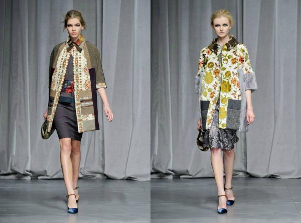 Slika 124 Jesen i zima na modnim pistama: Antonio Marras