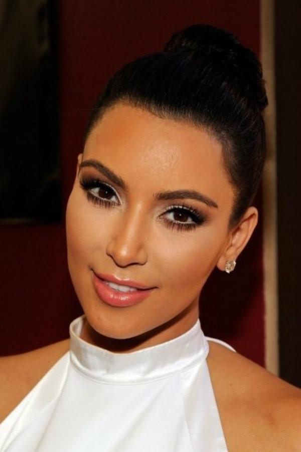 Slika 127 Stil šminkanja: Kim Kardashian