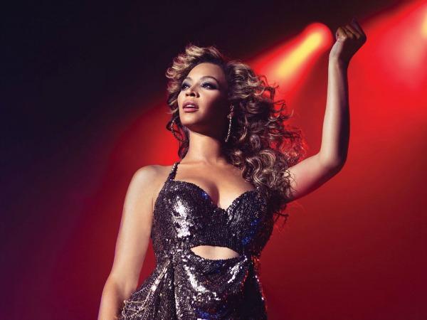 Slika 128 Beyoncé stiže u Beograd