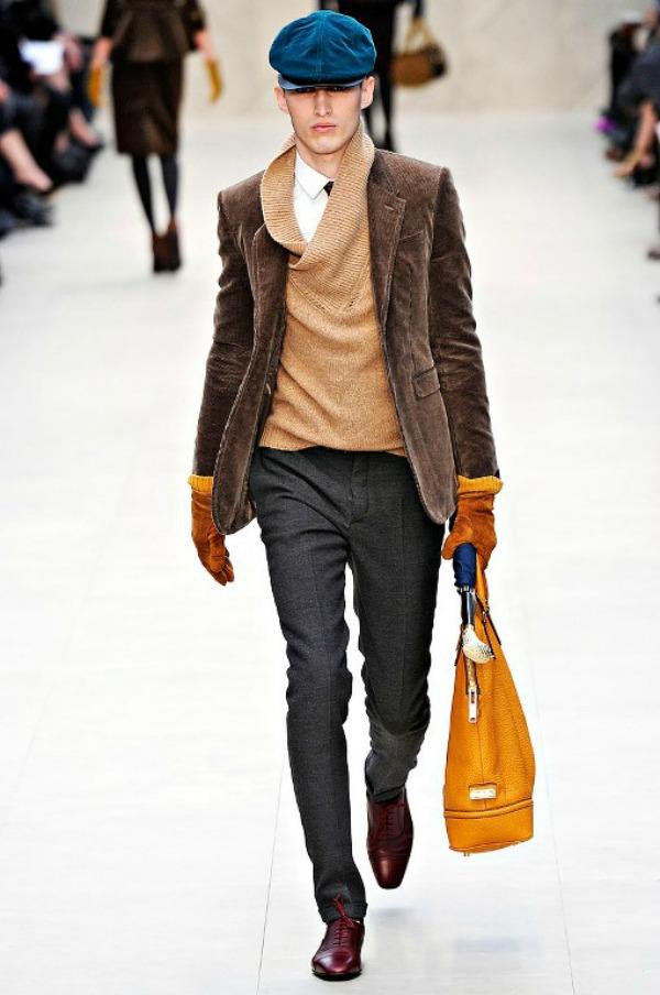 Slika 151 Moda u trendu za muškarce