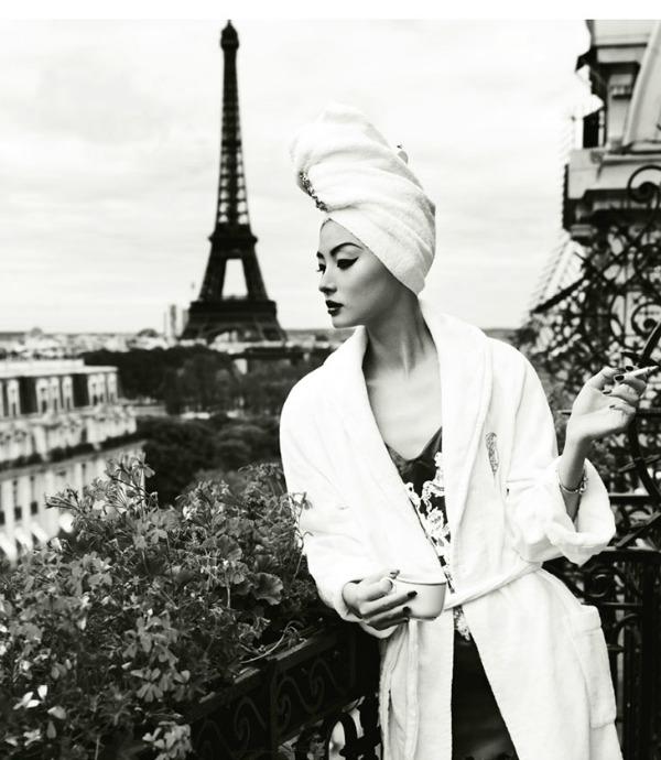 "Slika 162 ""Harper's Bazaar China: Popodne u Parizu"