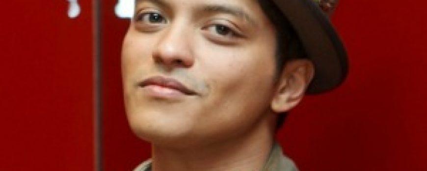 Bruno Mars u novom spotu