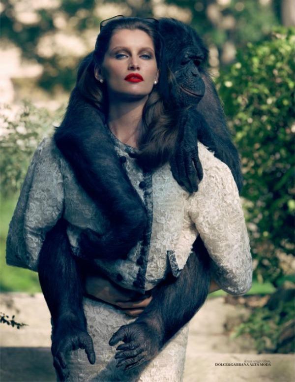 """Slika 165 """"Vogue Turkey"""": Crveni karmin i seksepil"""