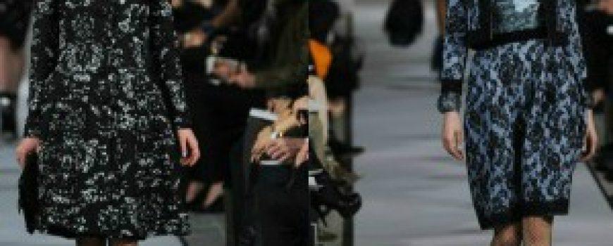 Jesen i zima na modnim pistama: Oscar de la Renta