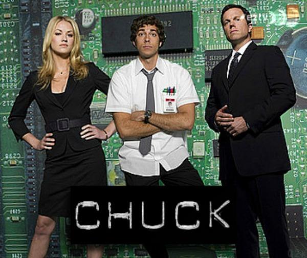 """Slika 180 Serija četvrtkom: """"Chuck"""""""