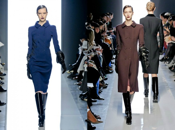 Slika 2105 Jesen i zima na modnim pistama: Bottega Veneta