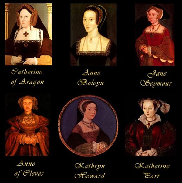 Slika 2106 Ljudi koji su pomerali granice: Henry VIII Tudor