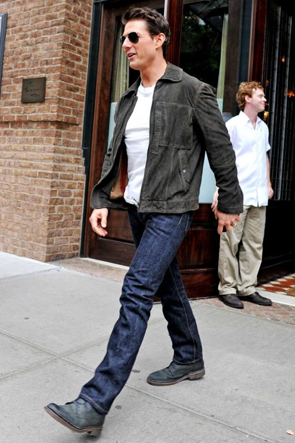 Slika 2108 Street Style: Tom Cruise