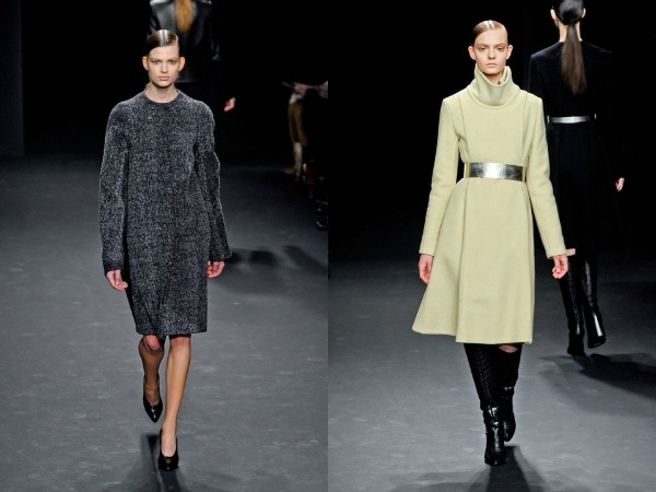 Slika 212 Jesen i zima na modnim pistama: Calvin Klein
