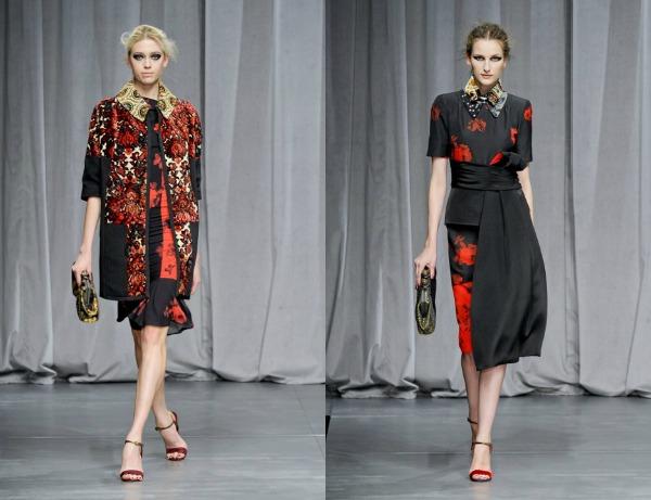Slika 222 Jesen i zima na modnim pistama: Antonio Marras