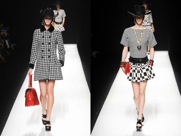 Slika 228 Jesen i zima na modnim pistama: Moschino