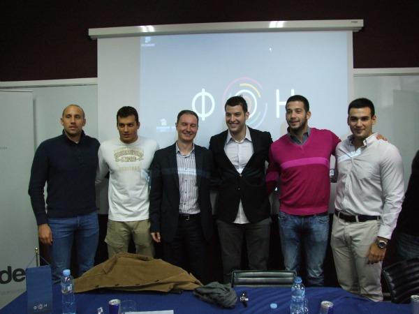 """Slika 236 Počeo turnir EuroBelgrade 2012"""""""