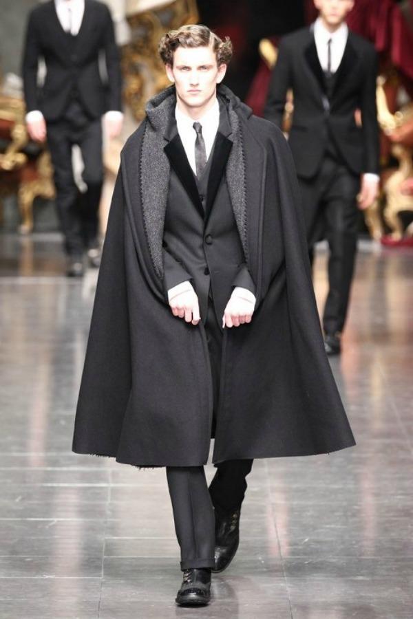 Slika 242 Moda u trendu za muškarce