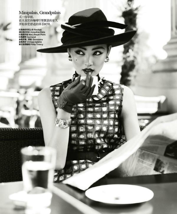 "Slika 255 ""Harper's Bazaar China: Popodne u Parizu"