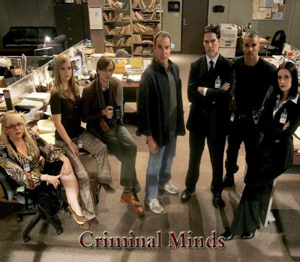 Slika 257 Serija četvrtkom: Criminal Minds