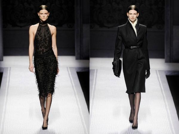 Slika 264 Jesen i zima na modnim pistama: Alberta Ferretti