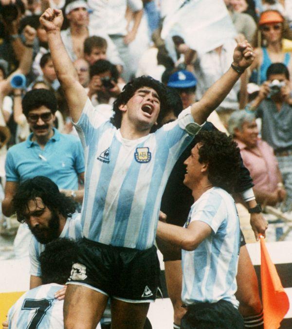 Slika 296 Srećan rođendan, Diego Maradona!