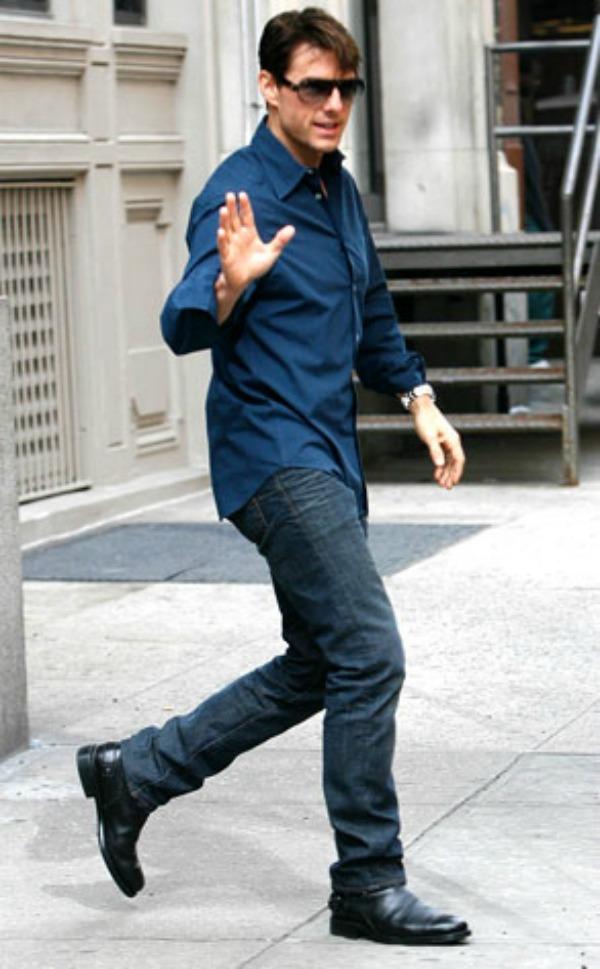 Slika 3100 Street Style: Tom Cruise