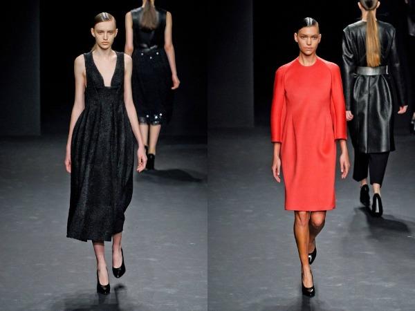 Slika 311 Jesen i zima na modnim pistama: Calvin Klein