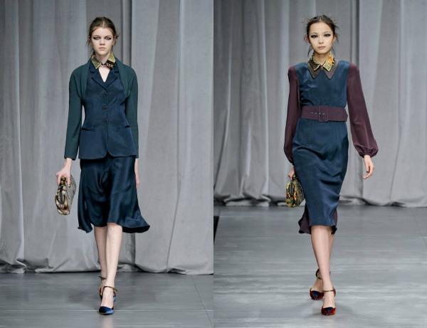 Slika 323 Jesen i zima na modnim pistama: Antonio Marras