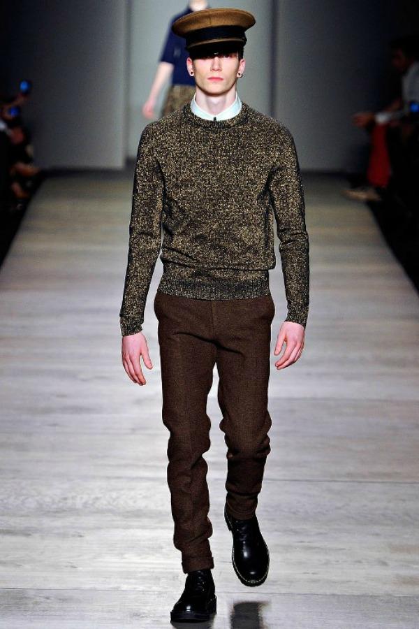 Slika 341 Moda u trendu za muškarce